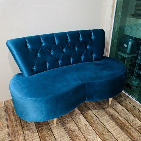 Sofá de Luxo Tok Stok de 2.499,90 Por 1.300,00