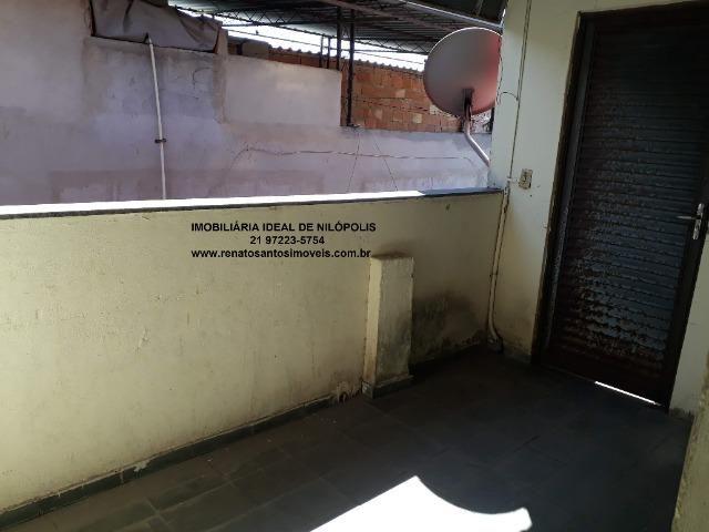 Nilópolis - Casa Duplex 2 quartos - Foto 15