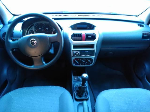 Corsa premium 2008 1.4 completo ipva 2020 grátis!!! - Foto 3