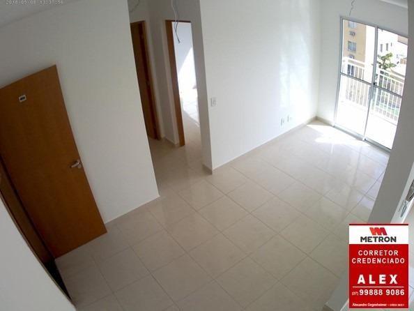 ALX - 26 - Mude para Morada de Laranjeiras - Apartamento de 2 Quartos com Varanda - Foto 3