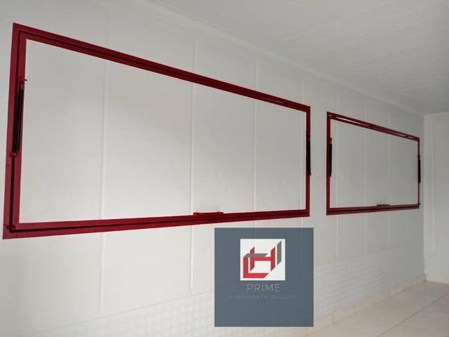 Lanchonete container 15 m² - Foto 3