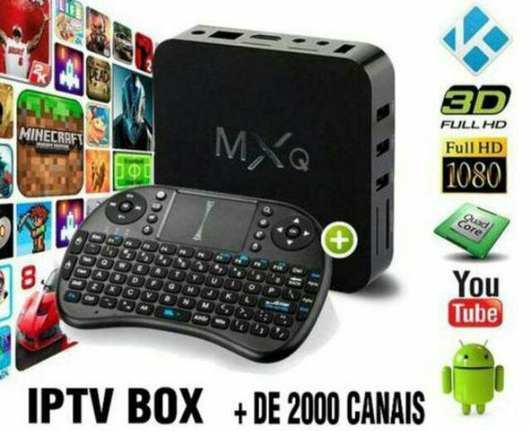 Android Tv Box- Mxq 4k- 2gb de RAM e 16gb de ROM - Foto 3