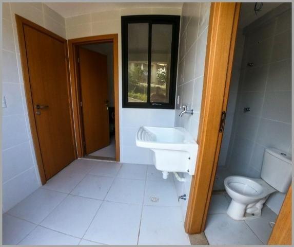 Bela Casa em condomínio 3 quartos com suíte em Patamares área total de 129m²/ two - Foto 15