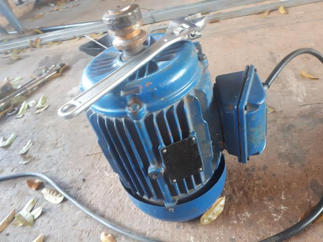 Motor de 5cv trifásico