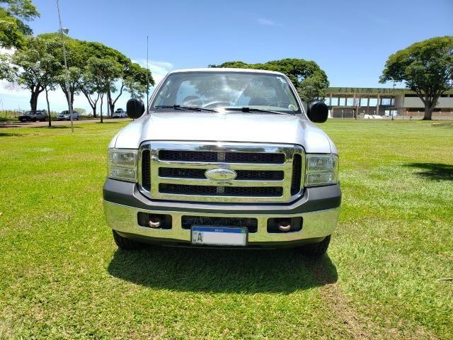 Ford F250 Xlt 4x2 3.9 Diesel Prata Raridade 2011 - Foto 4