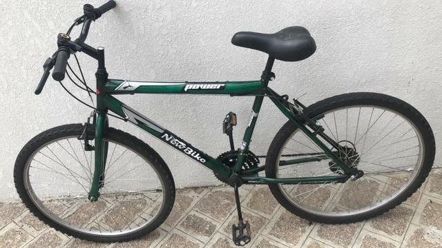 Bicicleta Aro 26 - 18 marchas