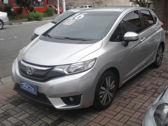 Honda Fit EXL 1.5 Flex/Flexone 16V 5p Aut - Foto 3
