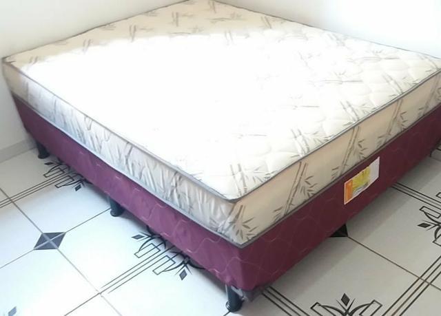 2 Travesseiros Brinde #10Cm Espuma Selada # Entrega Grátis
