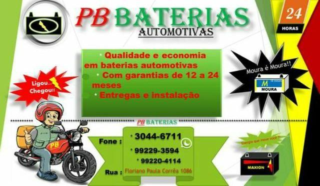 Baterias automotiva - Foto 2
