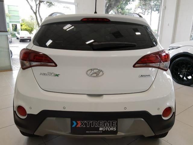 Hyundai HB20 X Premium 1.6 16V Flex Aut. 2017 - Foto 4