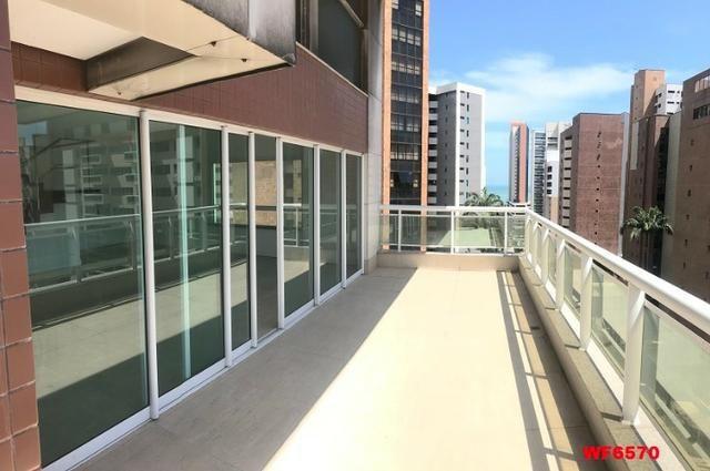 AP1559 Brisas Do Meireles, apartamento com 4 quartos, 4 vagas, lazer completo - Foto 6