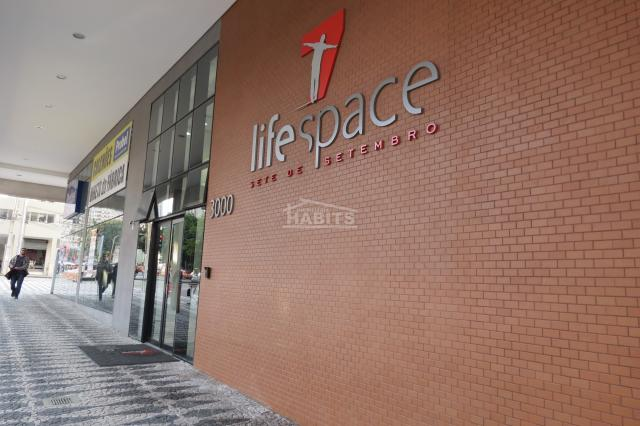Kitchenette/conjugado para alugar com 1 dormitórios em Centro, Curitiba cod:1316 - Foto 15
