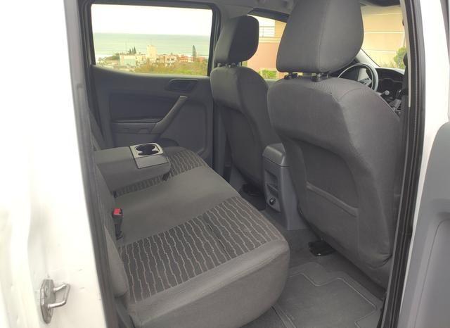 Ford Ranger XLS CD Cabine dupla 2014 Impecável - Foto 6