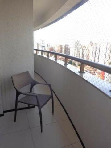 Lindo apto mobiliado no Residencial Silva Paulet - Foto 3