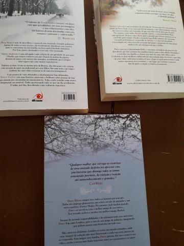 Livros Romance Literatura adulta 3 Livros + 1 Brinde - Foto 2