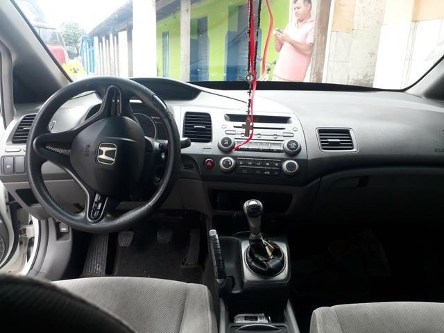 Honda Civic 2010 carro tá novo impecável! - Foto 3