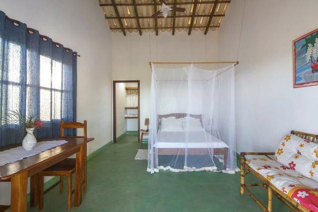 Casa na paradisiaca Praia do Espelho-Trancoso, 3 suites+1 quarto - Foto 13