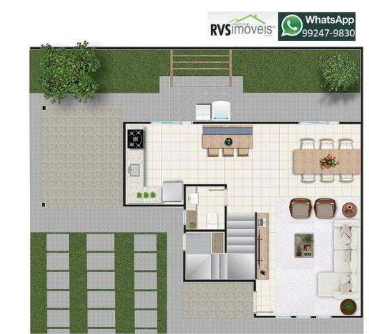 Casa em condomínio 3 quartos 3 suítes, 134m2, lançamento, entrada facilitada! - Foto 13