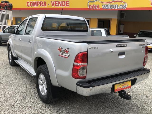 Toyota Hilux SRV 3.0 Diesel 2012-2013 - Foto 4