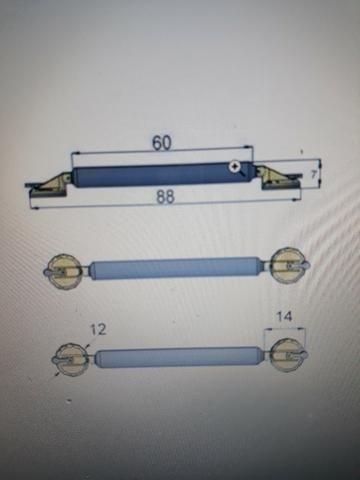 Rack Universal Todos Os Veículos 4 Ventosas - Foto 2