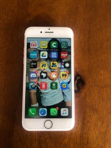 IPhone 7 32 GB aceito propostas ou troca + volta