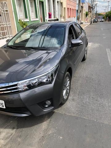 Corolla XEI 2017 único dono R$ 77.500,00 extra - Foto 5