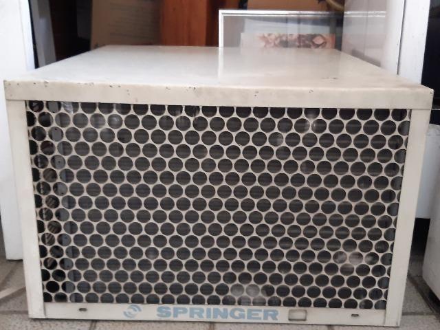 Ar condicionado gelando muito - Foto 4