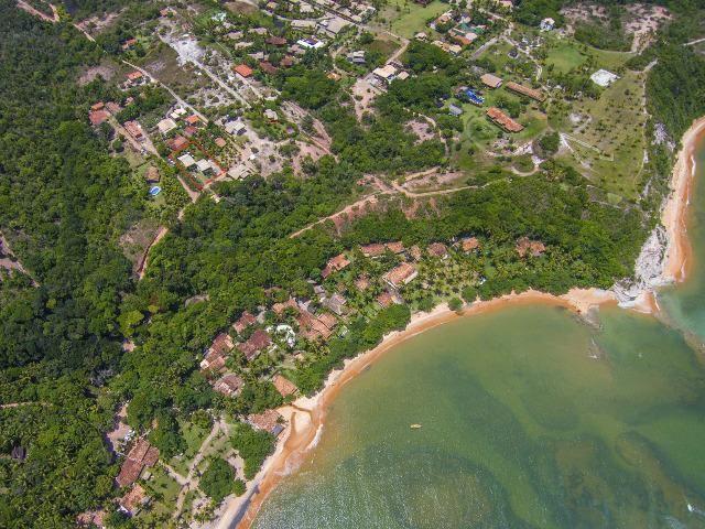 Casa na paradisiaca Praia do Espelho-Trancoso, 3 suites+1 quarto - Foto 20
