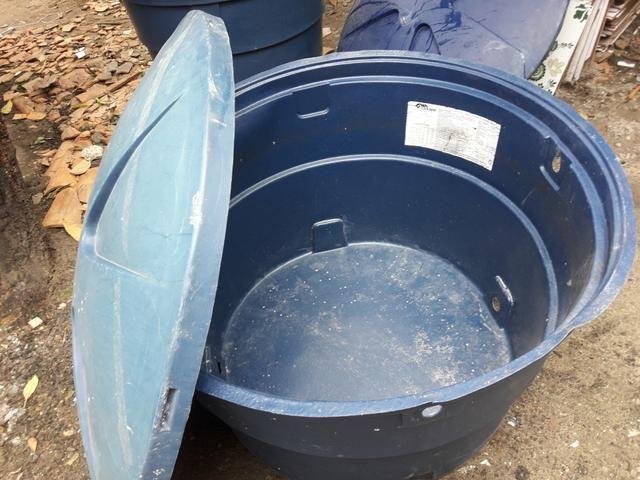 Caixa da água 500l semi-novas 120,00