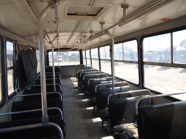 Ônibus M. Benz OF 1318 ano fab./mod 1991 - Foto 7
