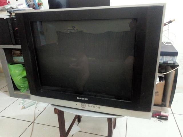 TV de 29 polegadas de tubo - Foto 3