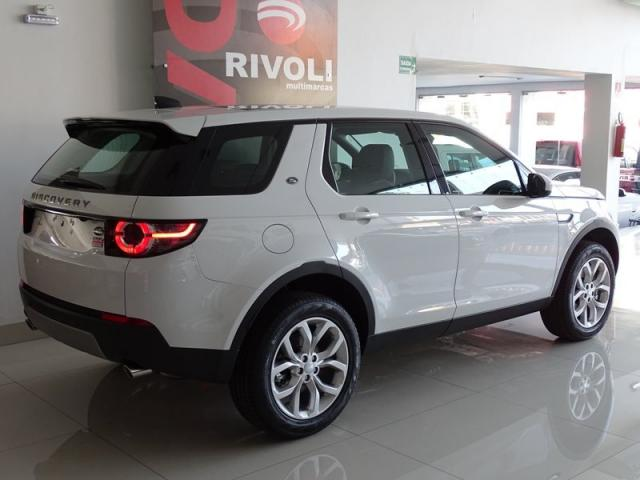LAND ROVER DISCOVERY SPORT 2019/2019 2.0 16V TD4 TURBO DIESEL HSE 4P AUTOMÁTICO - Foto 4