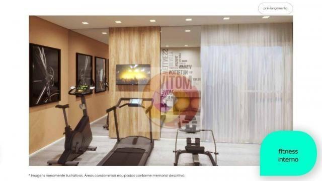 Apartamento com 2 dormitórios à venda, 48 m² por R$ 214.900,00 - Campo Comprido - Curitiba - Foto 11