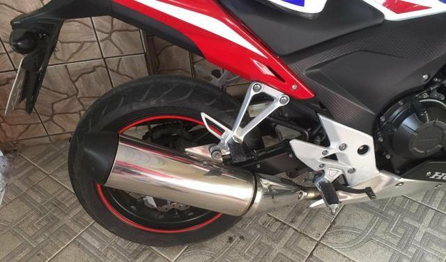 Moto CBR 500 - Foto 3