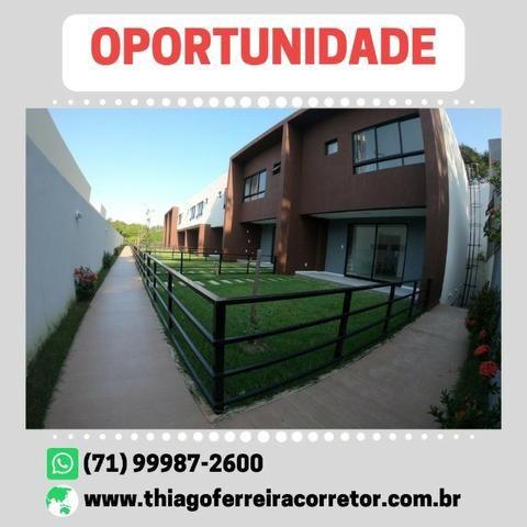 Incomparável Casa com 3 quartos e suíte em 129m² Villa Giardino Patamares - Foto 7
