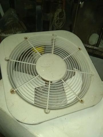 Ventilador de ar condicionado split
