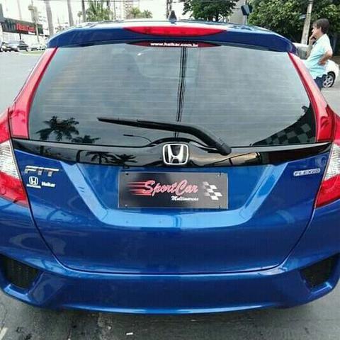 Honda fit Ex 1.5 Flex aut - Foto 4
