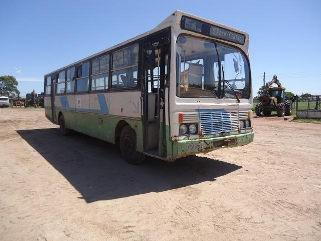 Ônibus M. Benz OF 1318 ano fab./mod 1991 - Foto 4
