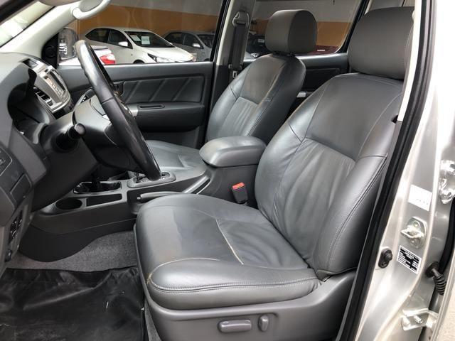 Toyota Hilux SRV 3.0 Diesel 2012-2013 - Foto 13