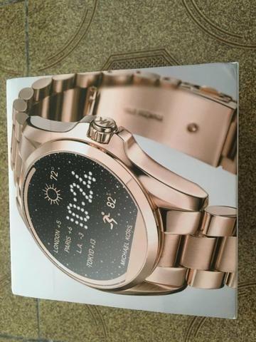 Relogio Michael Kors Access Rose Gold - Bijouterias, relógios e ... ecda3240f4