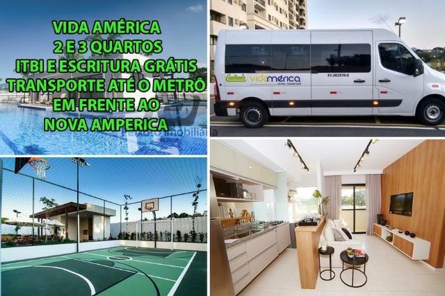 Apartamento 3 quartos com lazer e Pet Care - Transporte para o metrô