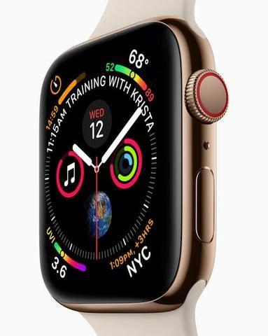 Promoção Apple Watch Séries 3 e 4 lacrados com 1 ano de garantia