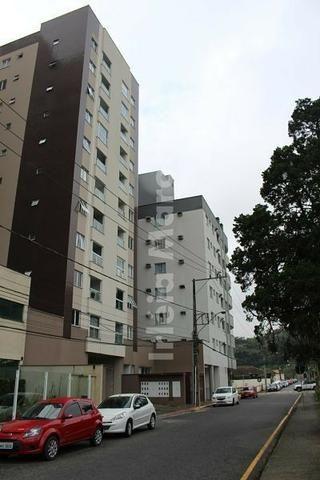 Apartamento 1 suíte + 1 dorm Jaraguá do sul semi mobiliado