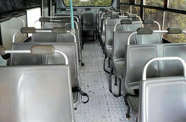 Micro ônibus Marcolopo Senior Mercedes 914 - Foto 5