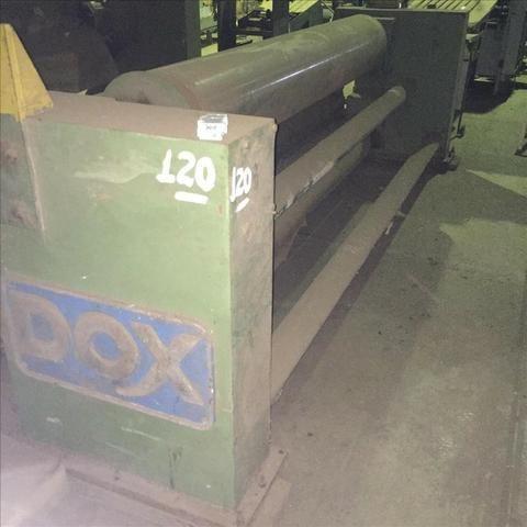 Cavalete montado m/dox, c/3 cilindros - #2640 - Foto 2