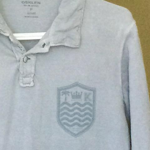 b98c5d1f6e Camisa Osklen Manga Longa P - Roupas e calçados - Copacabana