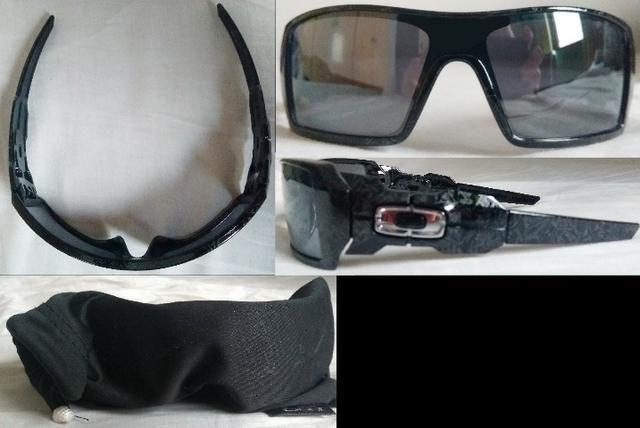 Óculos Oakley Men s Oil Rig 24 Polished Sunglasses - Bijouterias ... 366e732a09