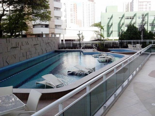 Apartamento à venda, 4 quartos, 2 vagas, meireles - fortaleza/ce - Foto 3