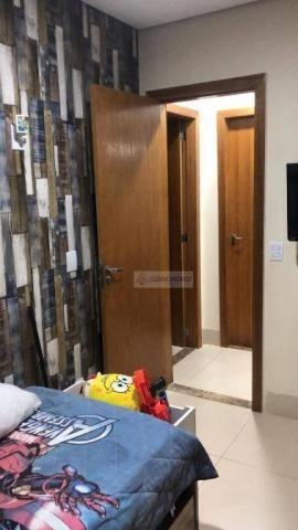 Casa com 3 dormitórios à venda, 88 m² por r$ 310.000,00 - jardim florianópolis - cuiabá/mt - Foto 8