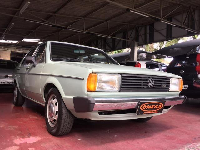 Vw - Volkswagen Voyage S 1983 4 portas Turbo Legalizado, raridade !!! - Foto 2